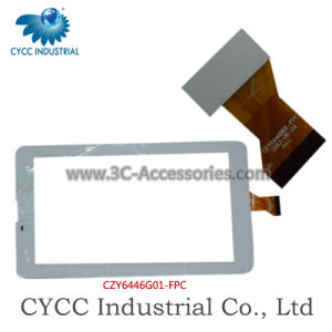 "Replacement Touch Screen for 7"" Tablet CZY6446G01-FPC"