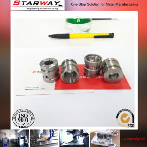 Stainless Steel CNC Part by CNC Machining CNC Milling pictures & photos