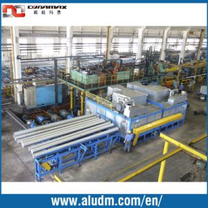 Aluminum Extrusion Machine in Hot Log Shear and Log Furnace pictures & photos