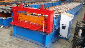 Hydraulic Machine Use for Roof and Wall From Egypt pictures & photos