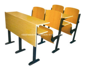 University Colleague Campus School Classroom Lecture Theater Seating (7211) pictures & photos