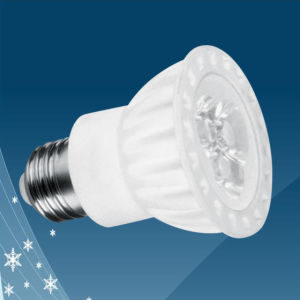E27 Ceramic Body LED Spot Light 3W High Power