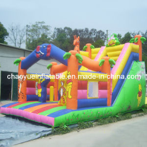 Fun Inflatable Bouncy Slide (CYSL-584) pictures & photos