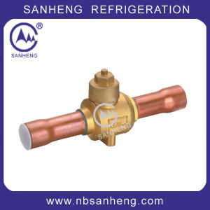 Good Quality Ball Valve (SH-17202) for Refrigeration pictures & photos