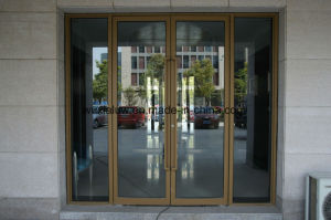 Cheap Floor Spring Door for Commerical Projects pictures & photos