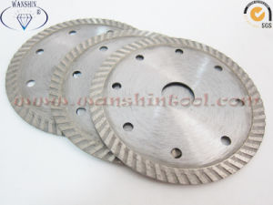 Competitive 4′′ Tile Saw Blade Diamond Tool pictures & photos
