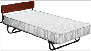 Hotel Single Add Bed with Spring Mattress (KW-C25) pictures & photos