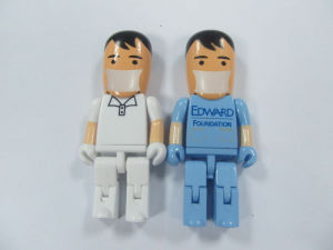 Custom Doctor and Firefighters USB Flash Drives (HN45) pictures & photos