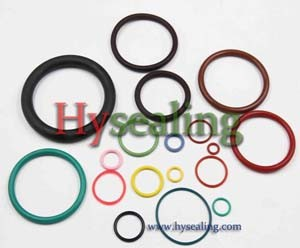 Rubber O-Ring for Oil Seal Gasket Products Hysealing pictures & photos