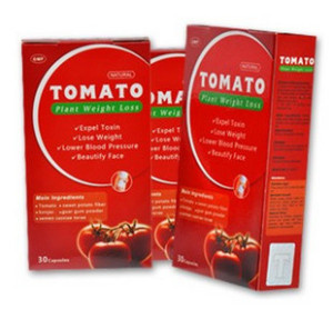 Tomato Plant Weight Loss Diet Slimming Capsule