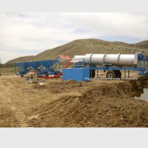 50m3/H Full Automatic Mobile Concrete Batching Plant with High Quality pictures & photos
