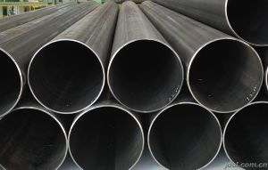 Qingdao Premium Quality ERW Welded Pipe pictures & photos