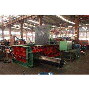 Hydraulic Scrap Metal Baling Machine pictures & photos