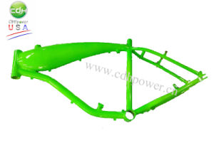Alloy Bike Frame/Motorized Bike Frame with Gas Tank/2 Stroke Bike Frame pictures & photos