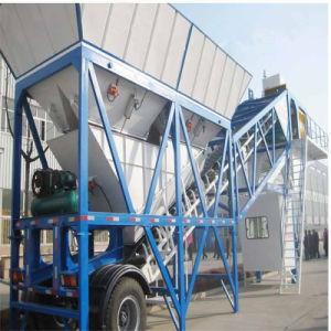 Building Equipment/ Yhzs75 Concrete Mixing Plant pictures & photos