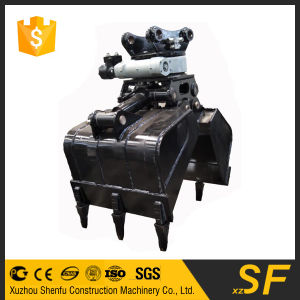 New Design Construction Parts of Excavator Clamshell Grab Bucket pictures & photos