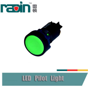 Red Blue Yellow Green Light LED Pilot Light pictures & photos