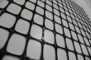 Self-Adhesive Reinforcement Coated Fiberglass Geogrid pictures & photos