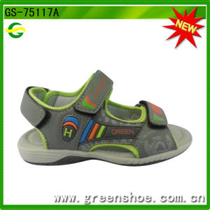 New Arrival High Quality Sport Sandal for Kids Boy (GS-75117) pictures & photos