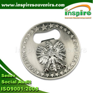 Embossed Bottle Opener for Souvenir Gift pictures & photos