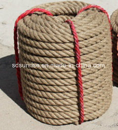 Fineset Jute Rope for Packiaging Decoration pictures & photos