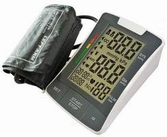 Digital Blood Pressure Monitor with Big Digital LCD pictures & photos