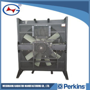 4016-46twg2a: Weichuang Copper Radiator for Perkins Diesel Generator pictures & photos