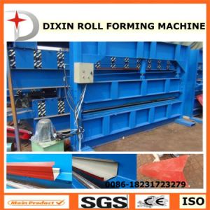 China Manufacturer Hydraulic Roofing Bending Machines pictures & photos