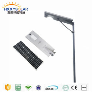 100W Integrated Solar LED Garden Light for Street Ce Approved pictures & photos