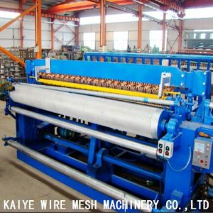 Full Automatic Welded Wire Mesh Machine (in Roll) pictures & photos