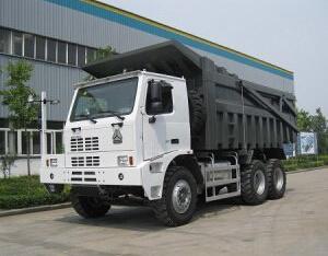 High Quality Sinotruck HOWO Mining Dump Truck 6*4 371HP 70t