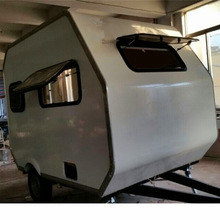 RV Traveling Trailer Box