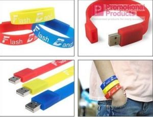 Bracelt USB Pen Drive USB 2.0 pictures & photos
