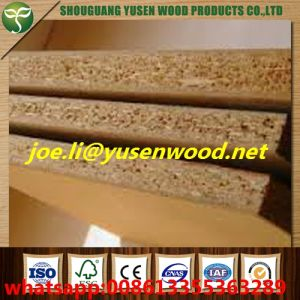 9mm Melamine Faced Particle Board pictures & photos