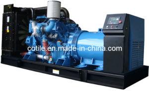 Mtu High-Voltage Generator Set 6.3 Kv, 50Hz (1300KW~2400KW)