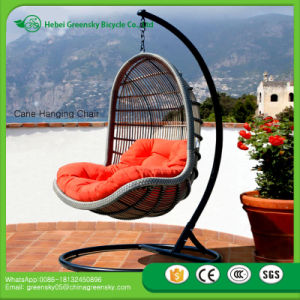 2017 Indoor Bamboo Swing Chair Cane Swing Hammock Hanging Pod Chair pictures & photos
