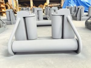 JIS Fairleads with Horizontal Rollers Fairlead Anchor Rollers pictures & photos