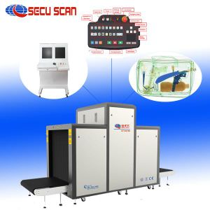 Hold Luggage X-ray Screening Equipment in Airport pictures & photos