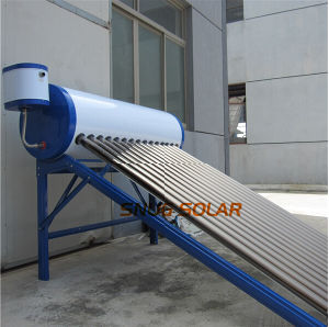 Non-Welding Solar Water Heater with Ce Certificate pictures & photos
