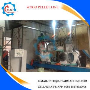 3t/H Wood Logs Wood Shaving Pellet Line pictures & photos