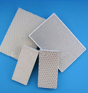 Perforated Infrared Honeycomb Ceramic Plate for Burner pictures & photos