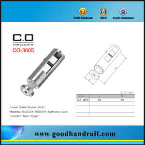 Glass Holder/Glass Bracket Co-3605 pictures & photos