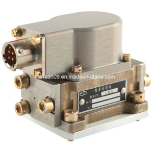 609 FF-102 Electro-Hydraulic Flow Control Servo Valve pictures & photos