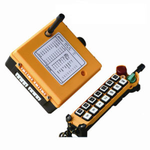 Industrial Wireless Radio Crane Remote Control (F21-14s, F21-14D) pictures & photos