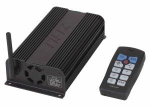 100W Remote Control Siren Amplifier pictures & photos