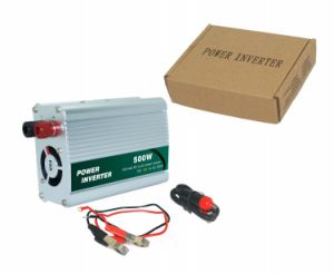 Micro Inverter 500W Solar Inverters with Ce RoHS Approved (QW-500MUSB) pictures & photos
