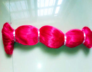 Red Nylon Monofilament Fishing Nets pictures & photos