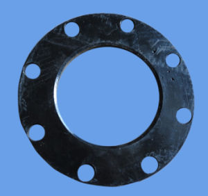 Plastic Pipe Fitting HDPE Flange Plate for Water Line pictures & photos