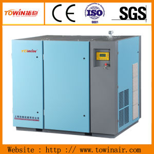 Electric Drive Portable Screw Air Compressor (TW100AZ)