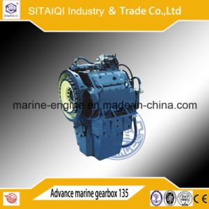 China Advance Marine Gearbox 135 for Nantong Marine Engine pictures & photos